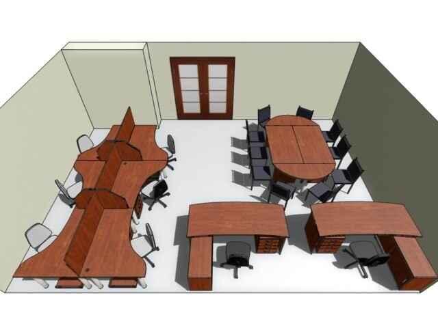 зонирование офиса