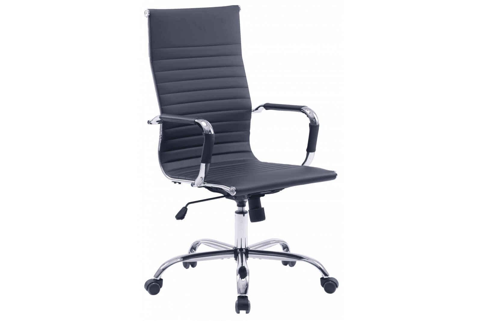 черное небольшое кресло