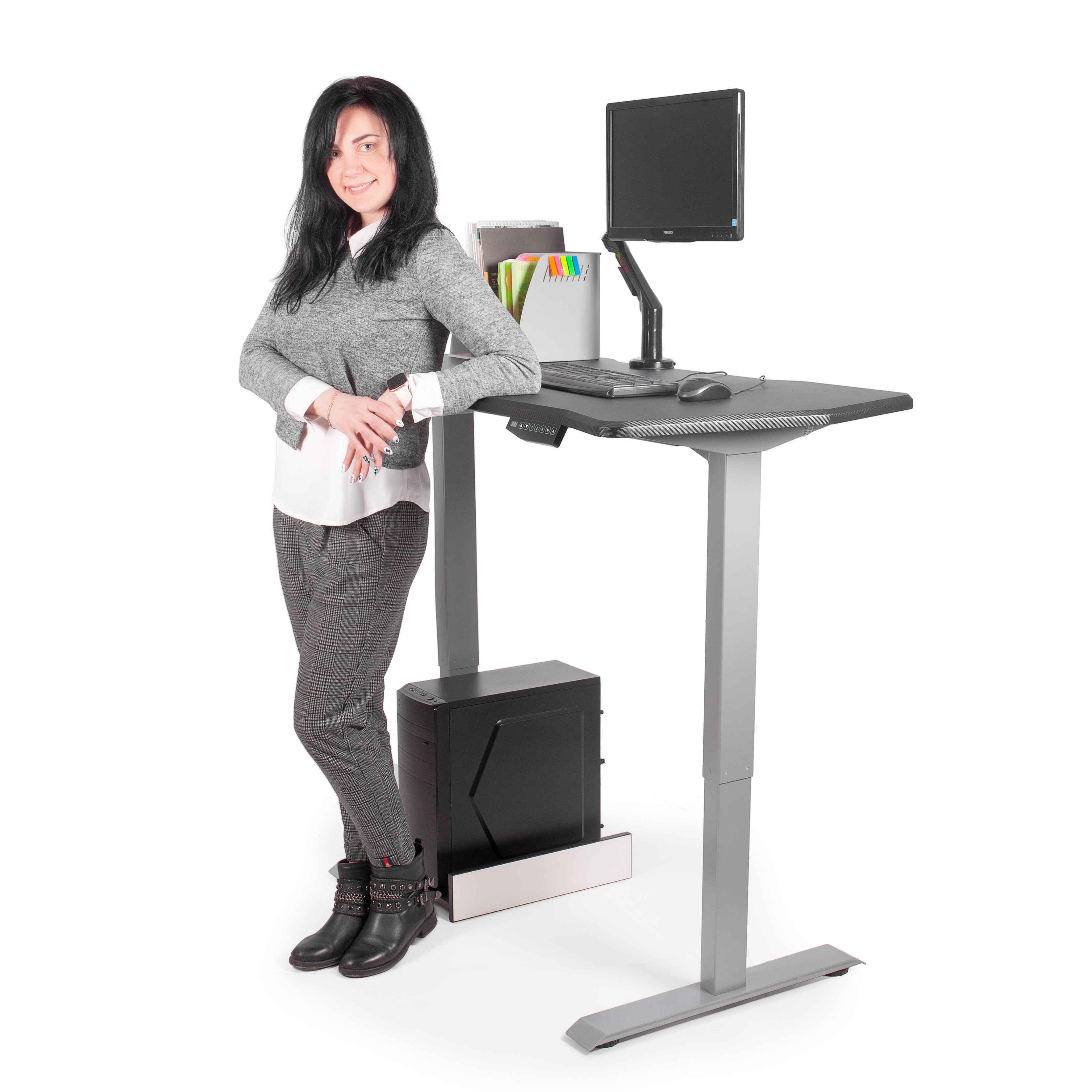 регулируемый стол для работы стоя