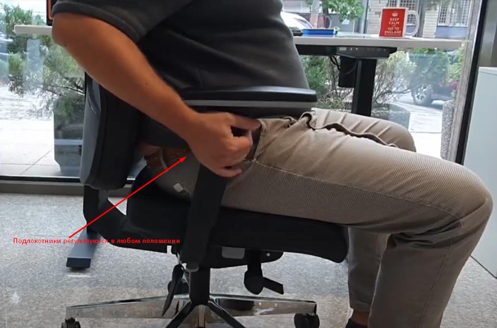 регулируется кресло