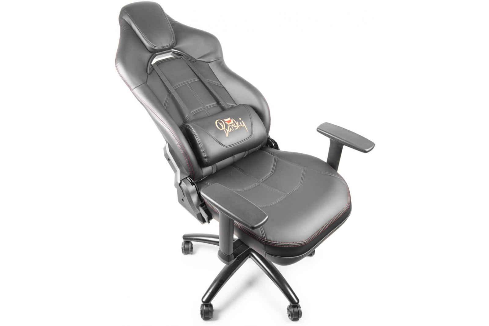 кресло кожаное Барски цена