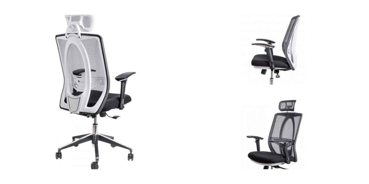 сеточное офисное кресло