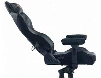 кресло с раскладной спинкой
