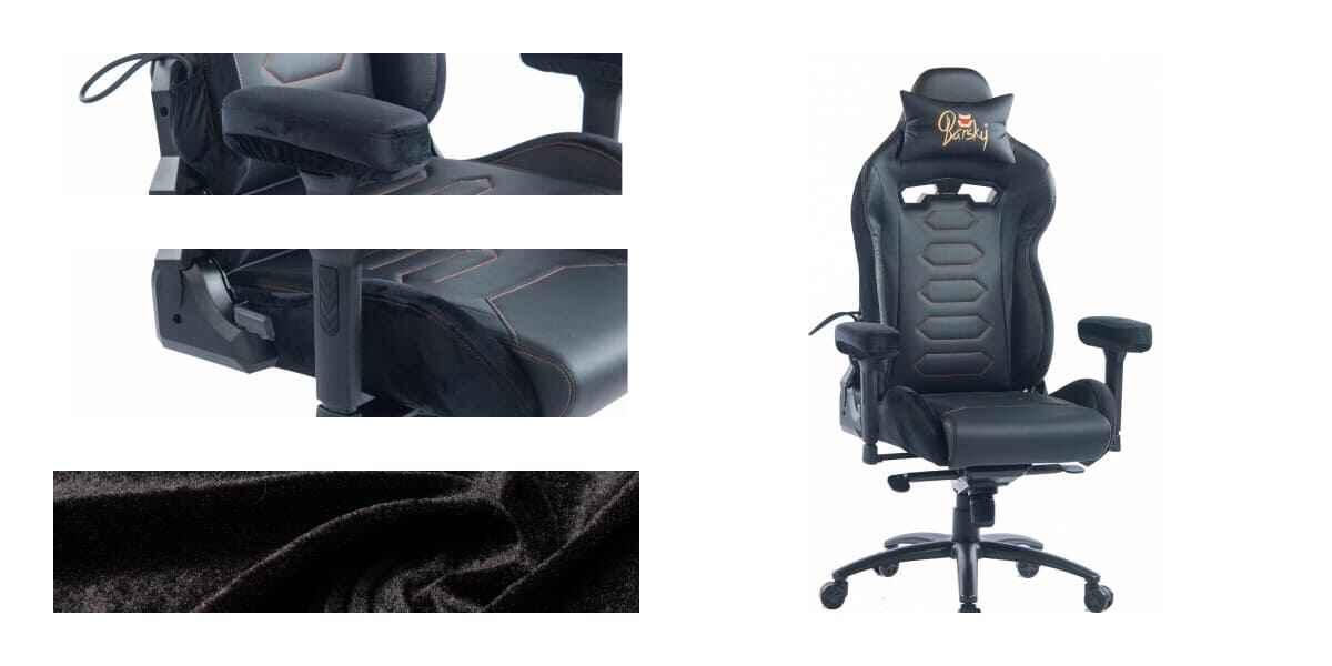 кожаное черное кресло