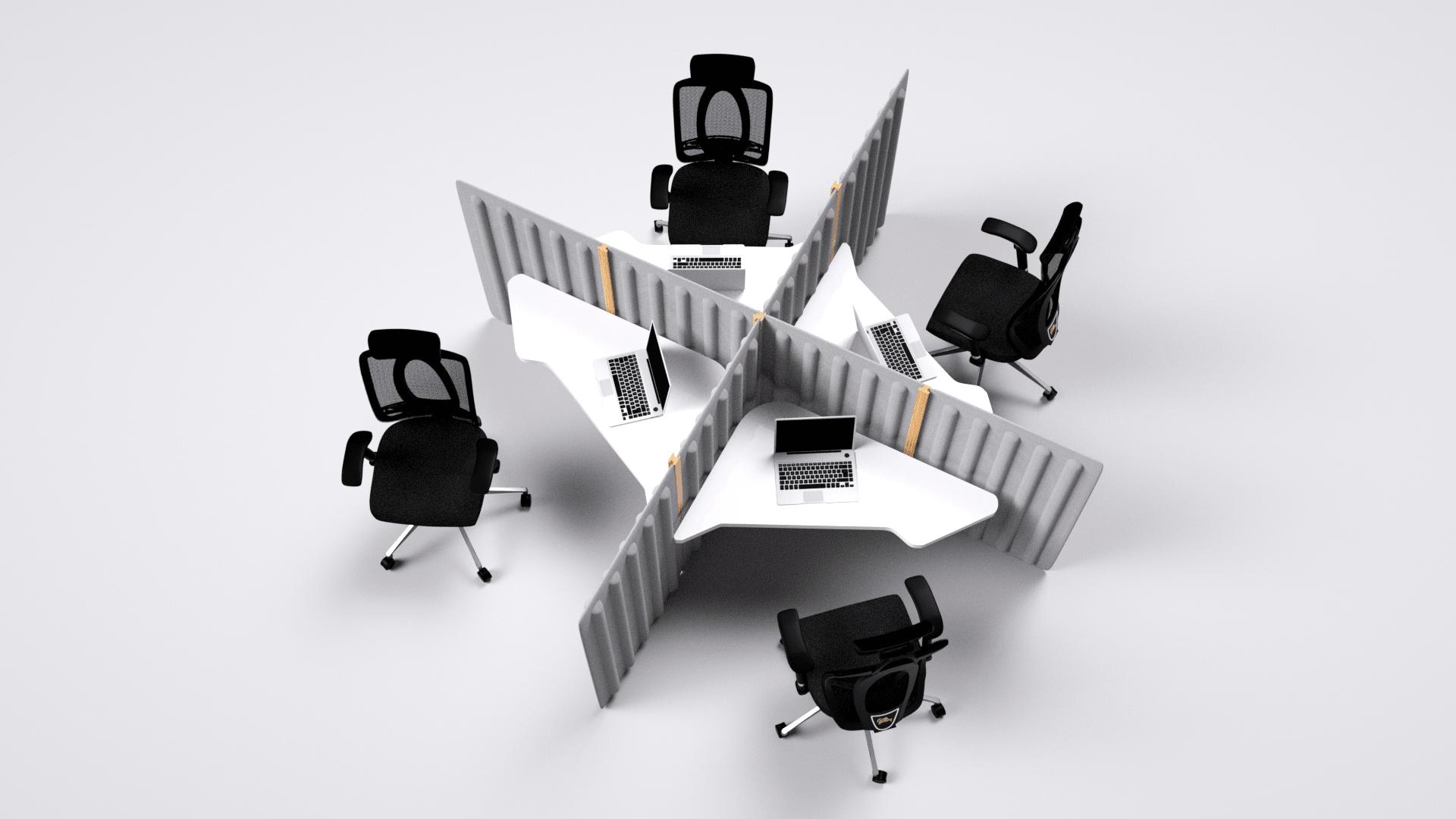 офисная мебель персоналу